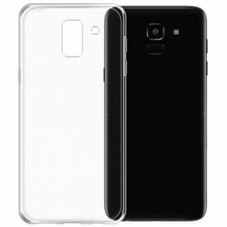 Capa Anti Impacto Silicone Samsung Galaxy J6 2018 Transparente