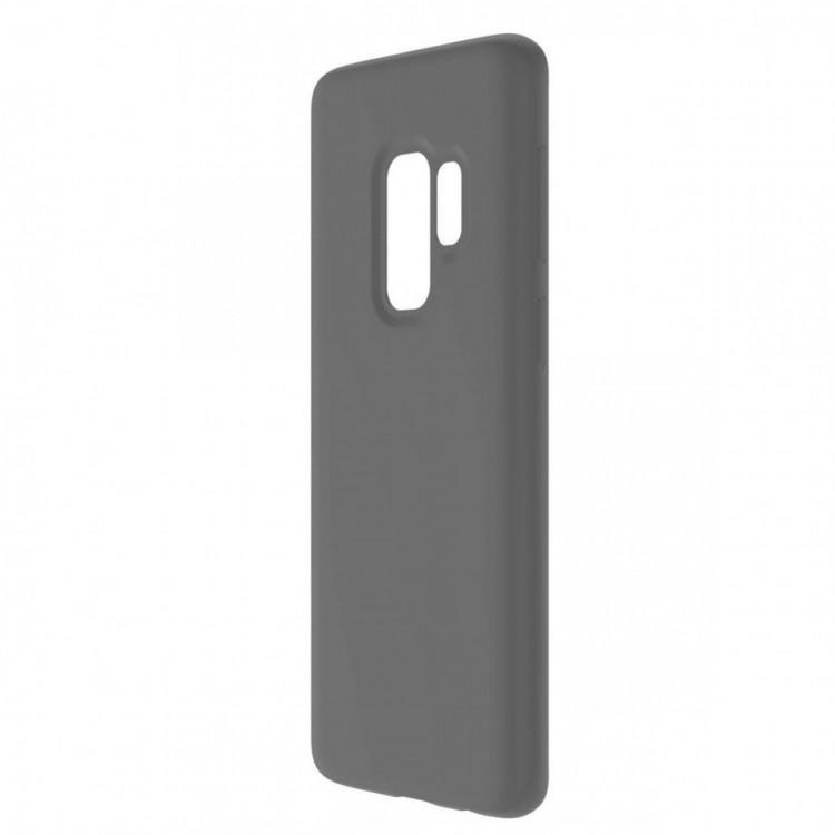 Capa Anti Impacto Silicone Samsung Galaxy S9 Fume